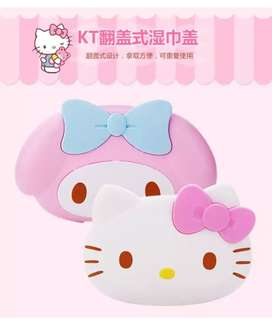 Hello kitty wipes cover
