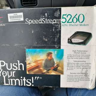 Speedstream 5260