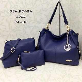 Sembonia 3 in 1 Blue Color