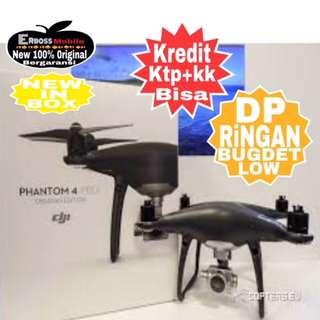 Kredit Low Dp DJI DJI Phantom 4 Pro Obsidian New ditoko ktp+kk bisa wa;081905288895