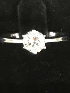 Diamond Ring 0.60 cts