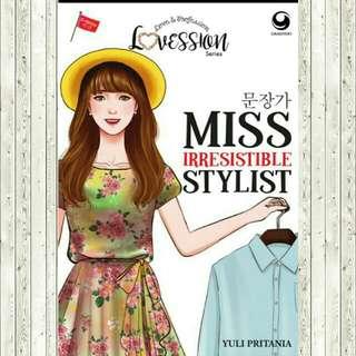 Premium ebook - Miss Irresistible stylist