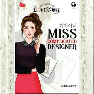 Premium ebook - Miss complicated designer