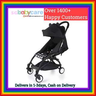 FREE DELIVERY Compact Travel Stroller - Mickey