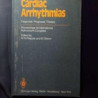 Buku Modul Kedokteran - Cardiac Arrhythmias (Diagnosis Prognosis Therapy) Edited by M. Schlepper and B. Olsson (Spinger-Verlag Berlin Heidelberg New York)