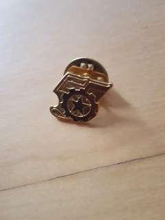 工聯會55周年襟章