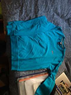 Blue Nike sweater Vintage  XL / supreme / Adidas / gosha