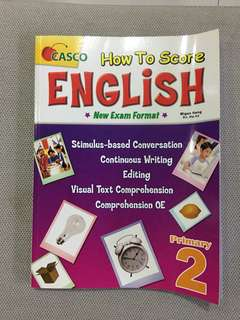 How to score English P2