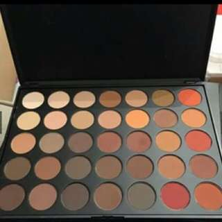 Morphe 35OM All Matte Glow Eyeshadow Palette