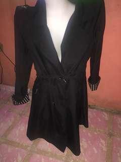Korean long blazer