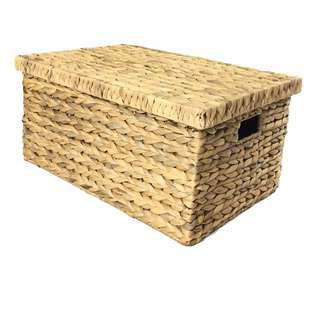 Weave & Woven Sweeter Storage Box with Lid (VPO-510189)