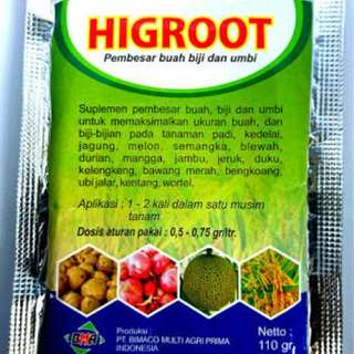 Nurtisi HIGROOT 110 gram