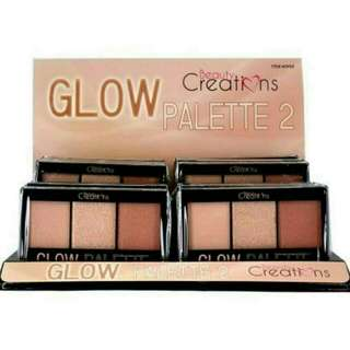 Beauty Creations Glow Palette 2