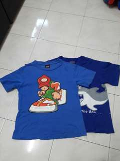Kid Tshirt-2pcs in 1 price