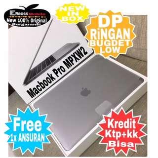"""Kredit Low Dp MacbookPro MPXW2-13""""TochBar i5/8/512GB Ditoko Ktp+kk wa;081905288895"""