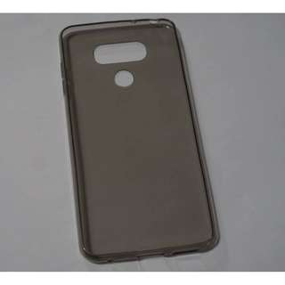 Clear tpu case for LG G6  (gray)