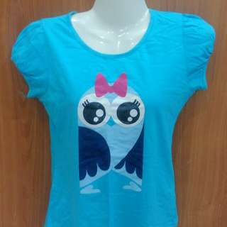 Seed cute owl top