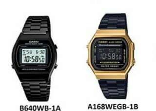 New Casio watch FOR SALE Authentic quality with warranty and box Proven & Tested 💚