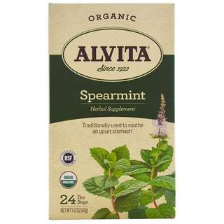 Alvita Teas Spearmint Tea