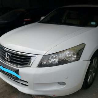 Honda Accord 3.5 V6 Sunroof  Automatic       -(SG)-