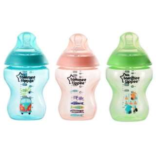 Tommee Tippe Bottles(New)