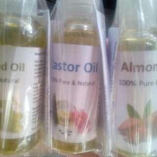Castor oil package