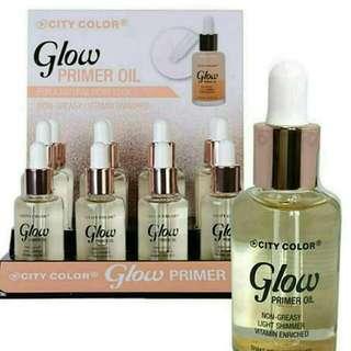 City Color Glow Primer Oil
