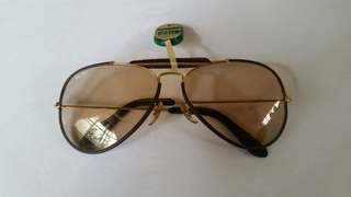 NOS Ray-Ban B&L Leathers Outdoorsman