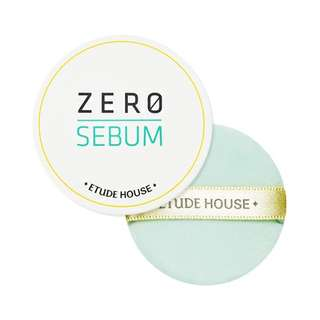 Etude House Zero Sebum Drying Powder (6g)