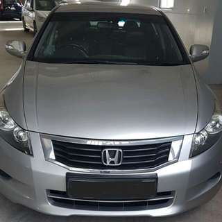 Honda Accord 2.0 Automatic       -(SG)-
