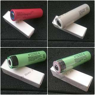Lithium Battery per piece