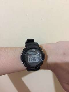 Vnc digital watch