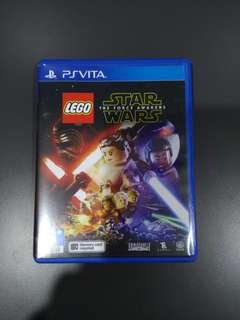 PS Vita LEGO Star Wars