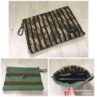 Ipad zipper pouch