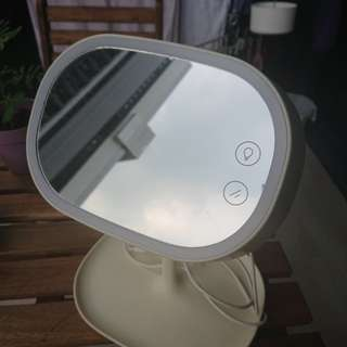LED Vanity Mirror (USB chargeable)