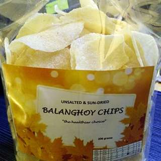 Balanghoy Chips