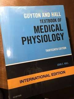 Guyton and Hall Textbook of Medical Physiology Thirteenth Edition