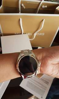 Auth.Michael kors Smart Watch