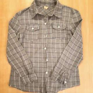 Sale! Checkered Collar Shirt!