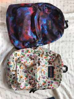 JANSPORT BAG ON SALE!! IN A GOOD CONDITION. WALA PA PONG SIRA. ORIGINAL