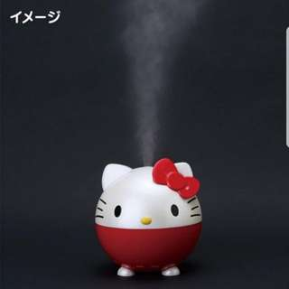 🔴30%➡️FOLLOWERS ONLY!🔴**Those follow but unfollow, Pls detour. Thks**🐰AUTHENTIC JAPAN BRAND NEW IN BOX🐰🔶️LIMITED EDITION🔶️Sanrio Original Hello Kitty shape mist humidifier!💋No Pet No Smoker Clean Hse💋