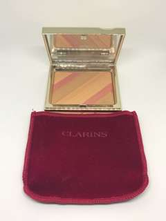 Clarins 2in1 Blusher and Bronzer