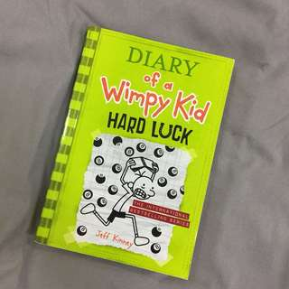 IMPORT BOOK Diary of A Wimpy Kid