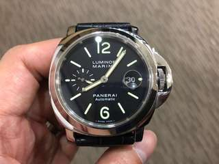 F Series Unpolished Panerai Pam 104