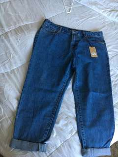 Highwaisted vintage jean