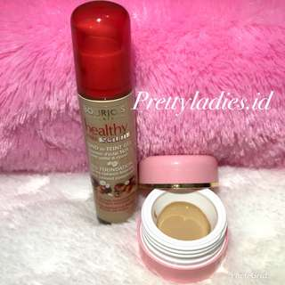 Bourjois Healthy Mix Serum Gel Foundation Share