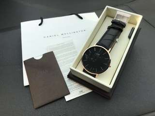 Daniel Wellington Original 40mm