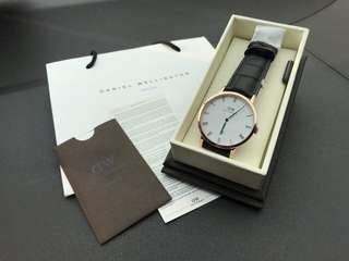 Daniel Wellington Original 38mm