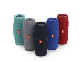 JBL Charge 3 Bluetooth Speaker (NEW) 1 year local warranty