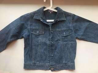 Just G Denim Jacket